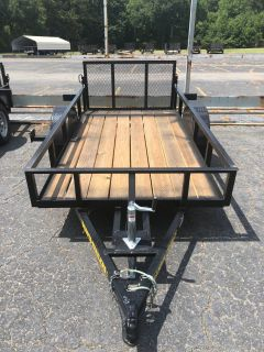 "2017 Dakota 6""X10' Utility Trailers Little Rock, AR"