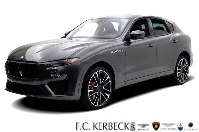 2019 Maserati Levante (Grigio Maratea)