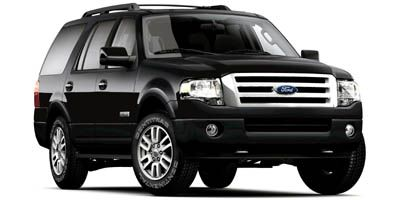2008 Ford Expedition Limited (White)