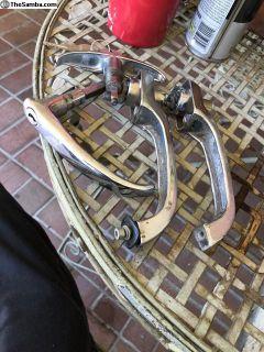 1964 Bus door handle set keyed alike