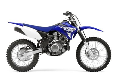 2016 Yamaha TT-R125LE Competition/Off Road Motorcycles Francis Creek, WI