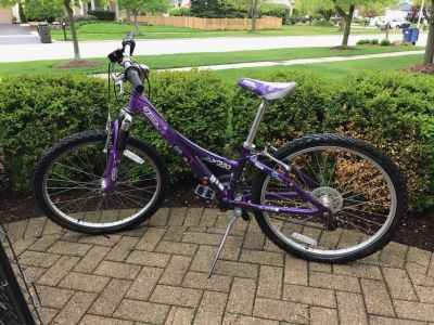 Girls TREK Bike