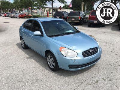 2010 Hyundai Accent GLS (Blue)