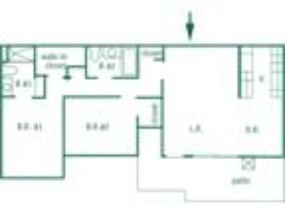 Oakview Apartment Homes - Two BR Two BA Downstairs