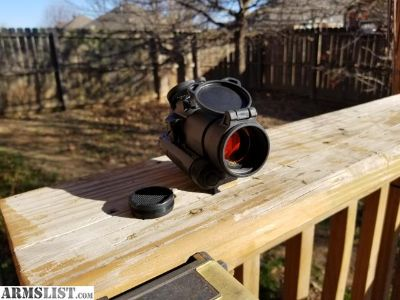 For Sale: Aimpoint CompM4s