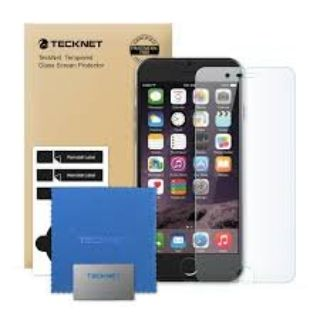 **BRAND NEW***TEKNET iPhone 6S Tempered Glass Screen Protector***