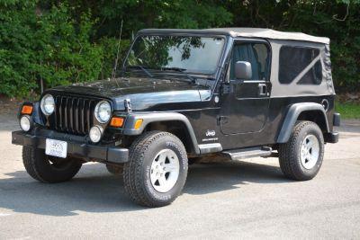 2006 Jeep Wrangler Unlimited (Black)