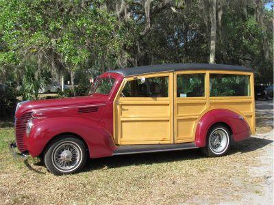 1939 Ford Woody Wagon