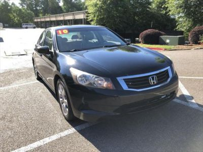 2010 Honda Accord EX-L (Black)