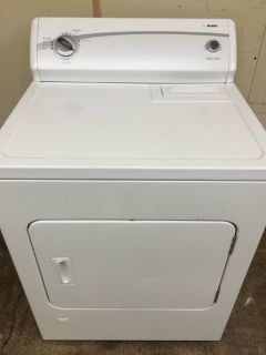 Kenmore Gas Dryer in White