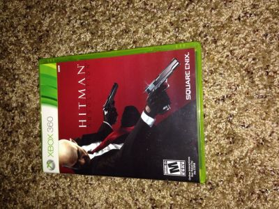 Hit man xbox game