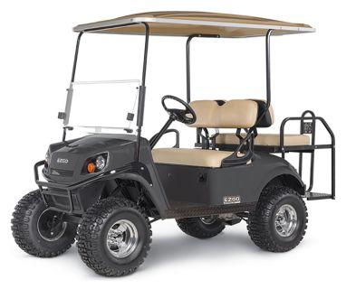 2019 E-Z-Go Express S4 Gas Golf Golf Carts Jasper, GA