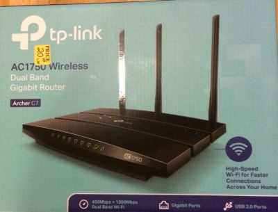 Wireless Router (new)
