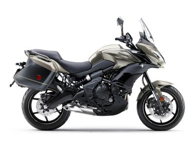 2017 Kawasaki VERSYS 650 LT Touring Motorcycles Wilkes Barre, PA