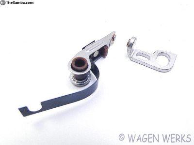 Distributor Points 356 912 Porsche - w/ Cast Iron