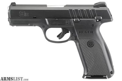 For Sale: Ruger 9E