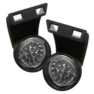 Sell Spyder Auto 5015617 LED Fog Lights Fits 94-01 Ram 1500 Ram 2500 Ram 3500 motorcycle in Burleson, TX, United States, for US $164.22