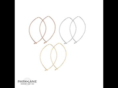 ParkLane Twizzler Earrings!!! Rose Gold, Gold or Silver