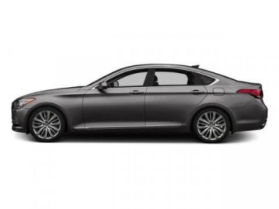 2015 Hyundai Genesis 3.8L (Empire State Gray)