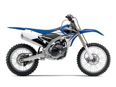 2014 Yamaha YZ450F Motocross Bikes Motorcycles Lake Park, FL
