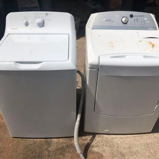 Washer and dryer Free you pick up