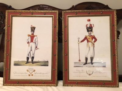 Antique Framed Prints