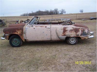 1949 Studebaker Convertible