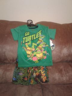 Boys pjs 4t to and 4/5 in shorts