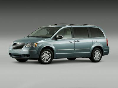 2010 Chrysler Town & Country Touring (Dark Titanium Metallic Clearcoat)