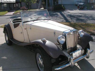 1952 VW MGTD Kit Car
