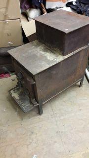 Huntsman stove