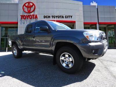 2012 Toyota Tacoma V6 (gray)