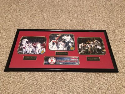 Boston Red Sox s 2004 World Series