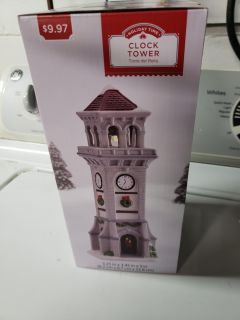 Clock Tower (New never opened)