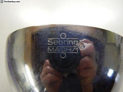 Sebring Mach I Racing Mirror