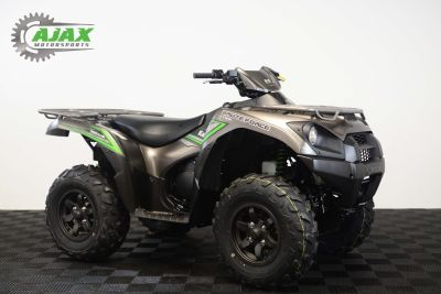 2017 Kawasaki Brute Force 750 4x4i EPS Sport-Utility ATVs Oklahoma City, OK