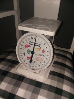 Old scale