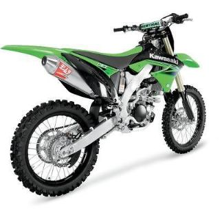 Buy Yoshimura Titanium RS-2 Pro Series Full Exhaust System 2010 Kawasaki KX250F motorcycle in Ashton, Illinois, US, for US $718.59