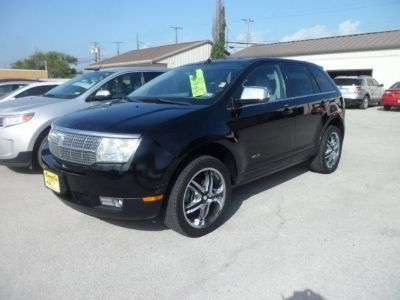 $14,995, 2007 Lincoln MKX