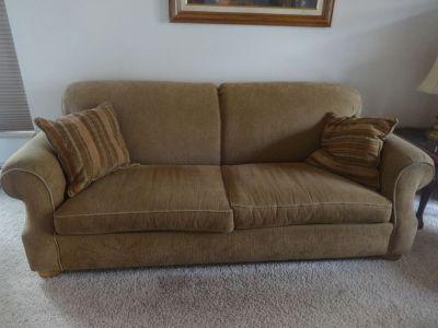 90 inch Plush Sofa