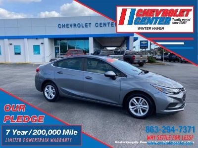 2018 Chevrolet Cruze LT (Satin Steel Gray Metallic)
