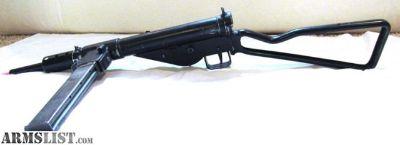For Sale: WW2 Sten Machine Gun ( Inert)