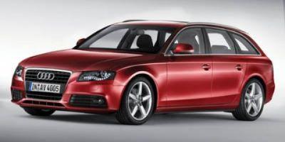 2009 Audi A4 2.0T Avant ()