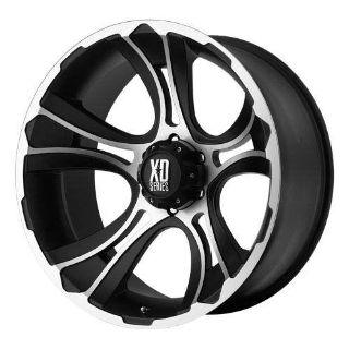 Sell KMC XD Series Crank 20 x 9, 8 x 180 0 Offset Black (1) Wheel/Rim motorcycle in Kent, Washington, US, for US $260.00