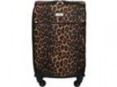 Fashionable Animal Print Luggage Set Pieces