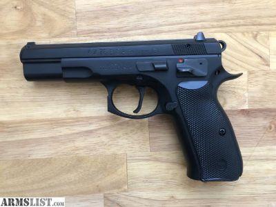 For Sale: CZ-75B SA 9mm