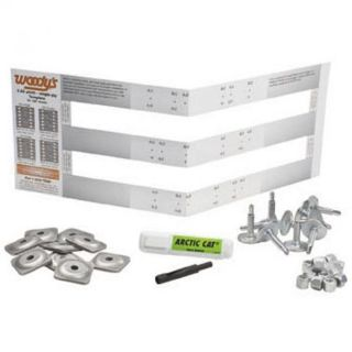 """Sell Arctic Cat Woody's 1.575"""" Grand Master 1-Ply Track Stud Kit - 94 Pack - 6639-198 motorcycle in Sauk Centre, Minnesota, United States, for US $301.99"""