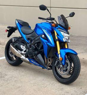 2016 Suzuki GSX-S1000 Sport Plano, TX