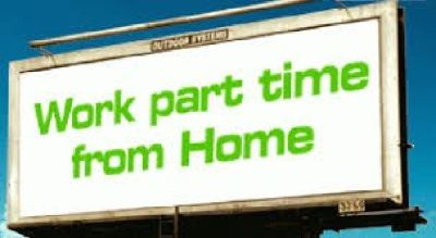 Part Time - Full Time - Home based Internet Work