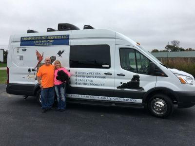 Mobile Pet Grooming Spa in Greater LC